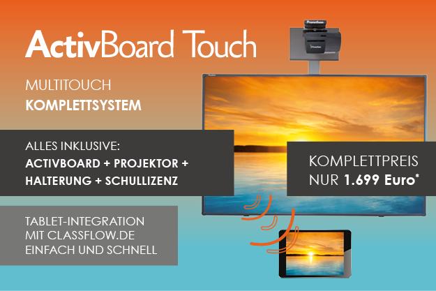 Promethean interaktives Whiteboard